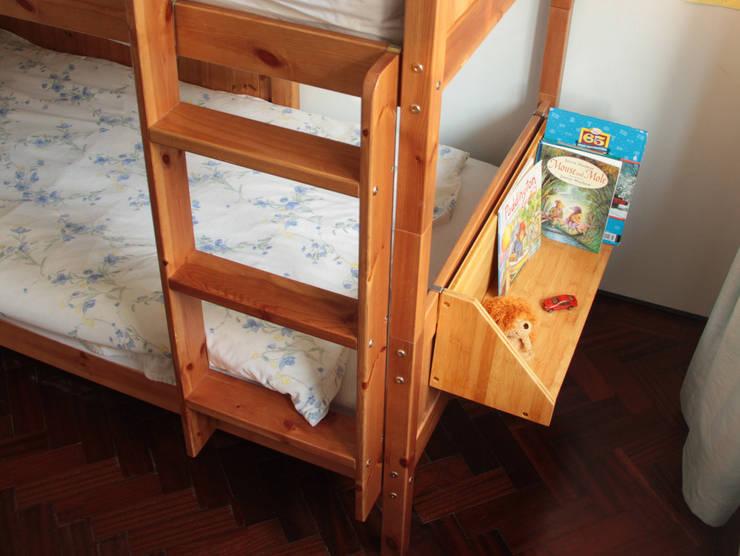 Habitaciones infantiles de estilo  por Finoak LTD