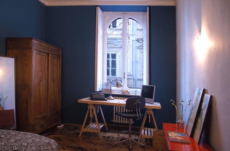 Camera singola - dopo:  in stile  di RE.DE.sign STUDIO