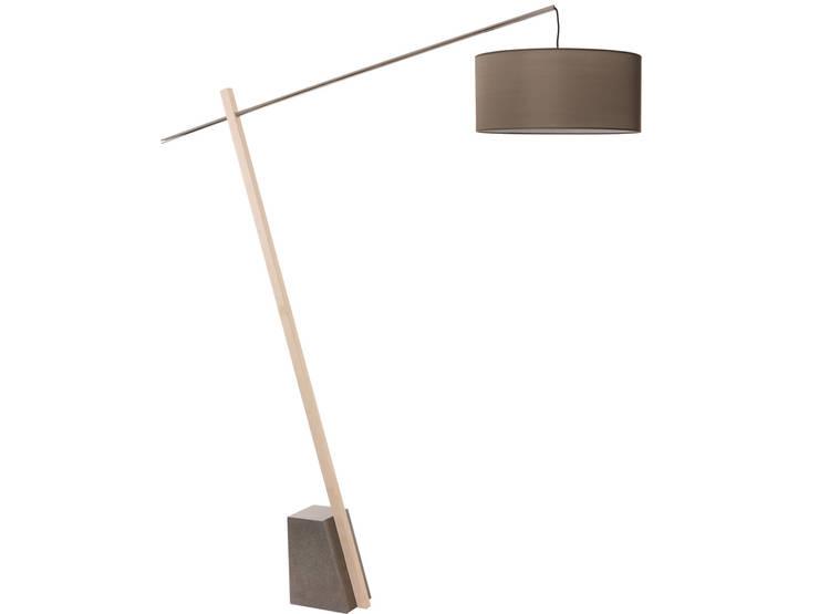 Jens: Sala de estar  por Flam & Luce ® Luminaires