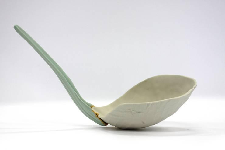 leafspoon:  Kunst  door Nina Sajet studio