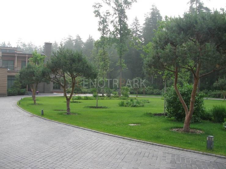 Ландшафтный дизайн LENOTR-PARK: Сад  в . Автор – LENOTR-PARK