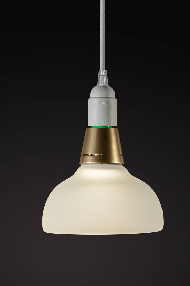 The small lamp:  Eetkamer door Booo BV