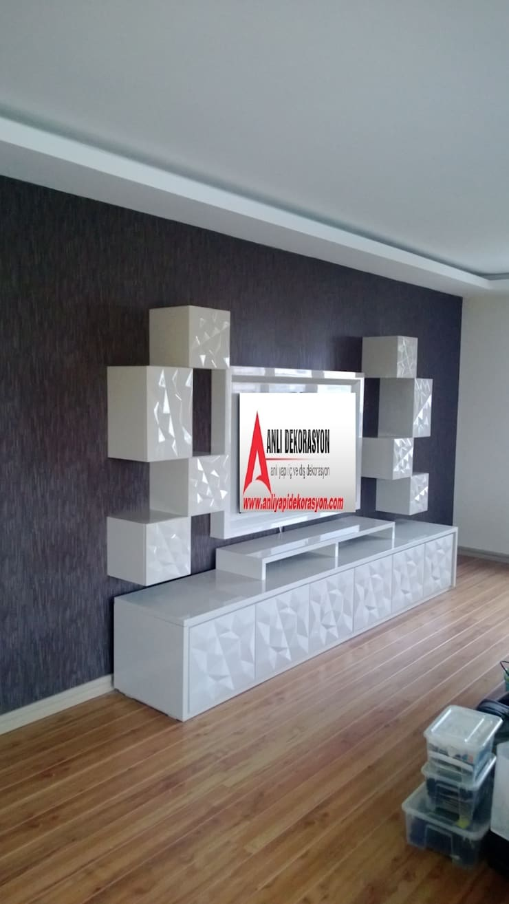 anlı yapı dekorasyon – anlı yapı dekorasyon: modern tarz , Modern