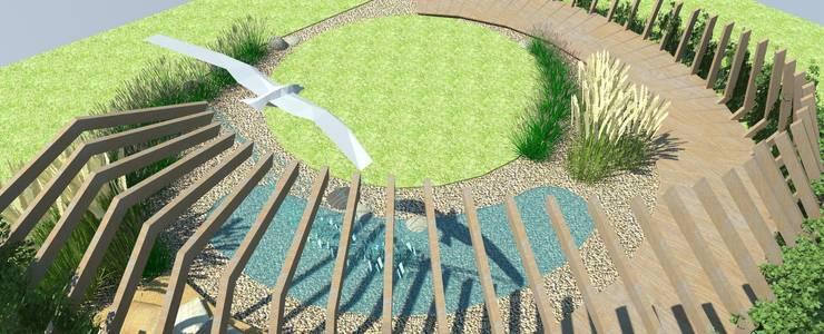 Творческий конкурс на лучшую идею выставочного сада в рамках Фестиваля <q>Сады и Люди 2015</q>:  в . Автор – GREEN ATELIER