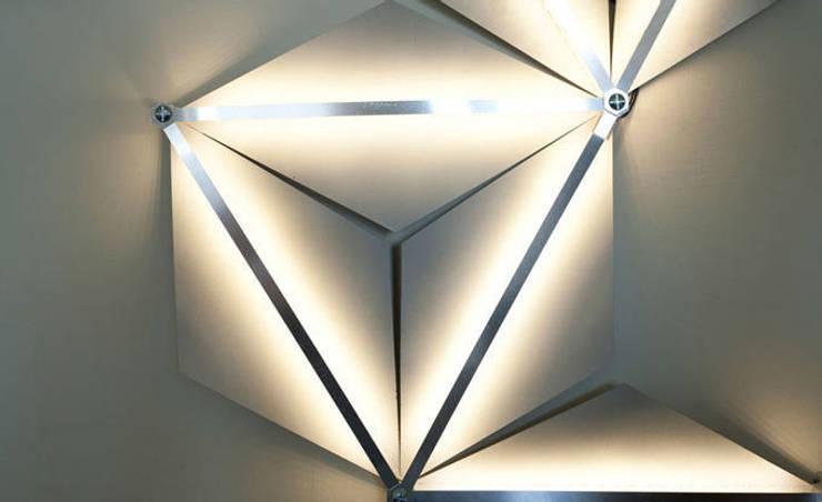 MWL: styl , w kategorii Korytarz, hol i schody zaprojektowany przez DINGFLUX by Asia Piaścik