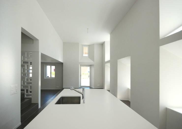 Projekty,  Kuchnia zaprojektowane przez Bogen Design GmbH