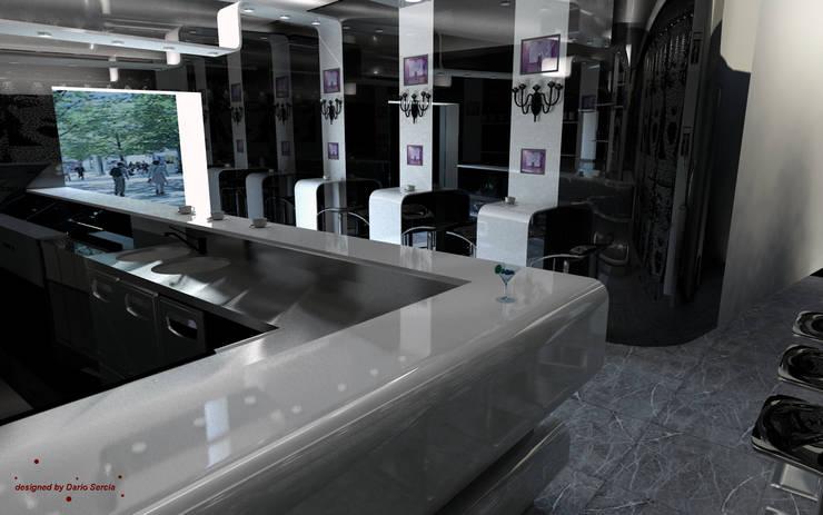 Бары и клубы в . Автор – Dadesign Interior Designer