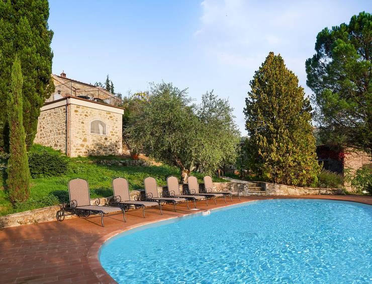 Gaiole in Chianti, Toscana:  in stile  di Domenico Minchilli