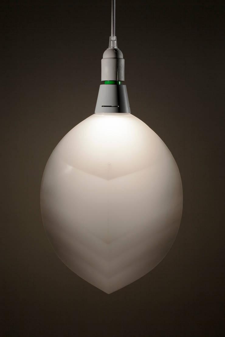 The FormaFantasma Lamp:  Eetkamer door Booo BV