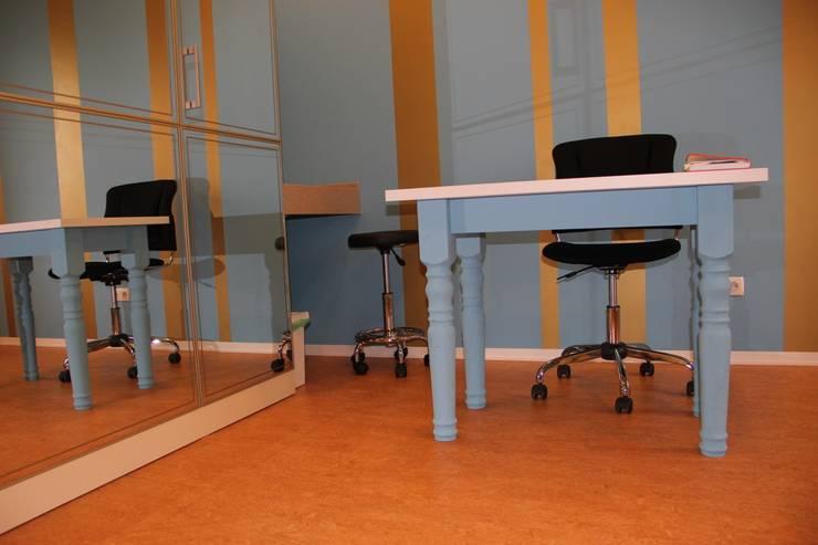 Массажный кабинет: Рабочий кабинет  в . Автор – Anna Vladimirova