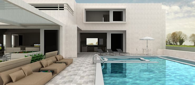 Pool View:  Pool by Neotecture