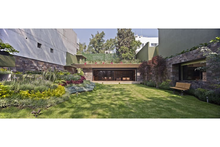 Jardín ES: Jardines de estilo  por Cm2 Management