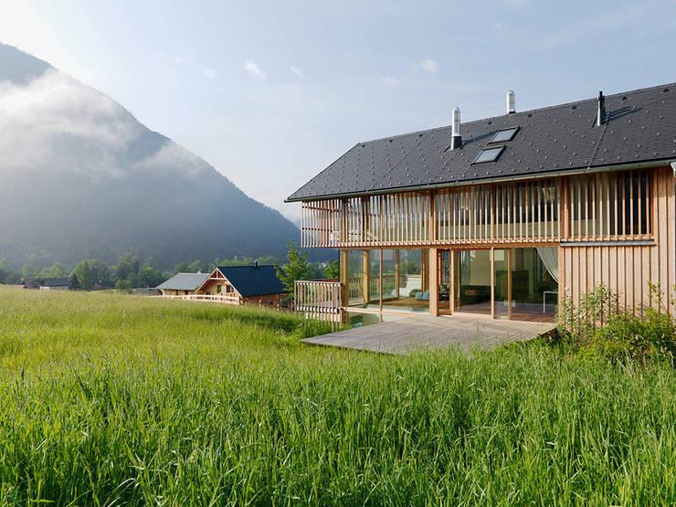 haus m, Bad Aussee:  Häuser von Hohensinn Architektur