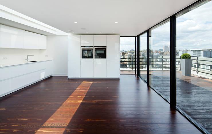 Sonnemann Toon Architectsが手掛けたキッチン