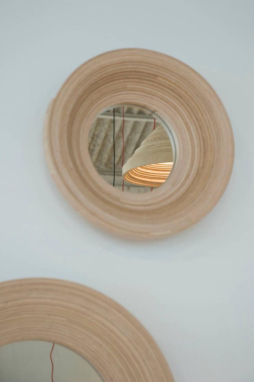 Twisted Mirror:  Hotels door Studio Erwin Zwiers