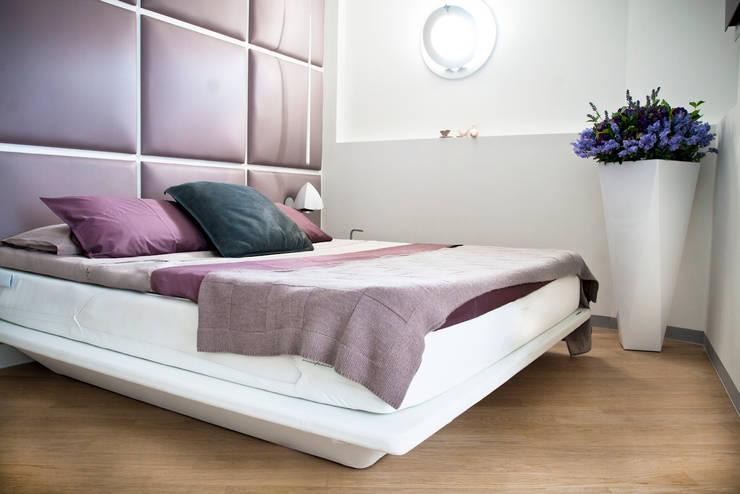 studio di progettazioni DARCHIMIRE의  침실