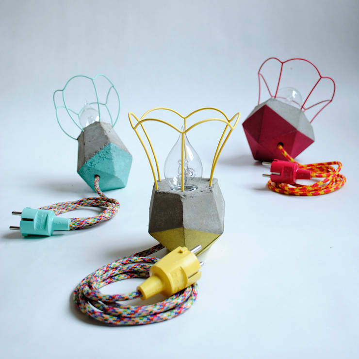 Salones de estilo  de Nathaly Furniture and Design,