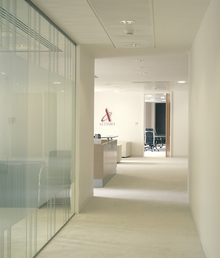 Altimo London:  Office buildings by Sonnemann Toon Architects
