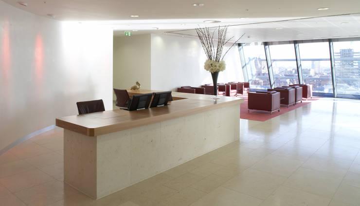 Pictet London:  Office buildings by Sonnemann Toon Architects