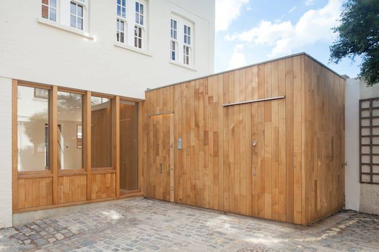 3 Devonshire Mews North:  Houses by Sonnemann Toon Architects