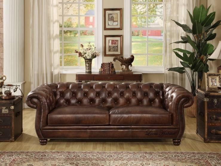ddd:  Living room by Locus Habitat
