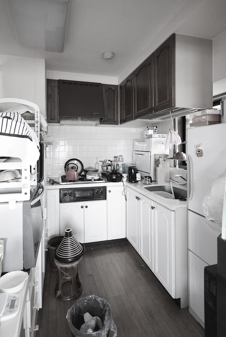 ビフォー写真2 の あきもとちえこ建築設計事務所
