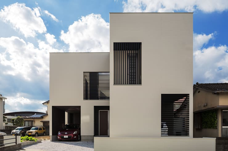 asian Houses by Architect Show co.,Ltd