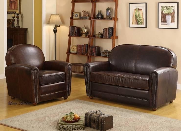 dd: modern Living room by Locus Habitat