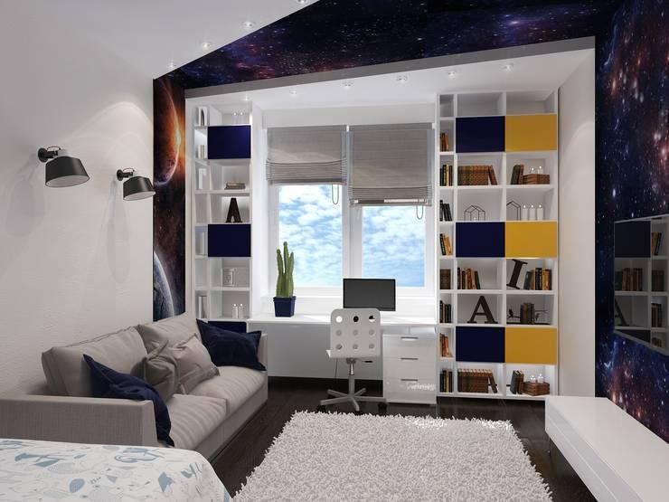غرفة الاطفال تنفيذ Design Projects