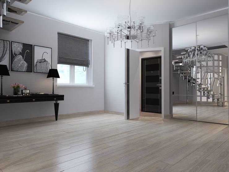 Дом в современном стиле: Коридор и прихожая в . Автор – Design Projects