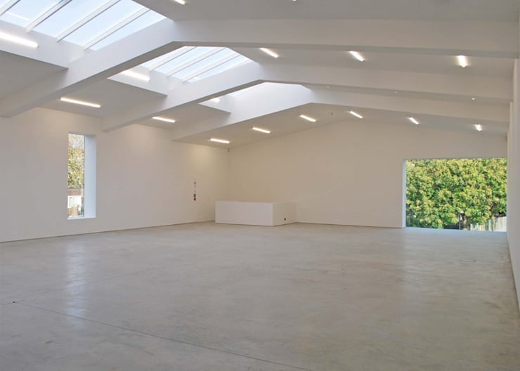 Anish Kapoor Studio:  Windows  by Caseyfierro Architects