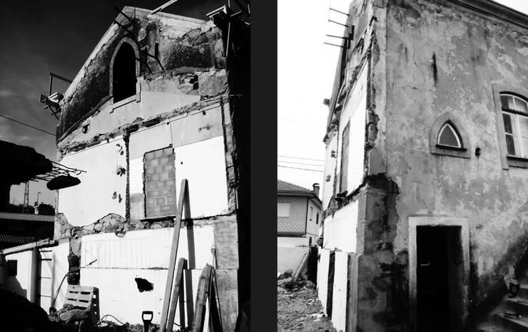 Moradia Castro:   por EVA | evolutionary architecture