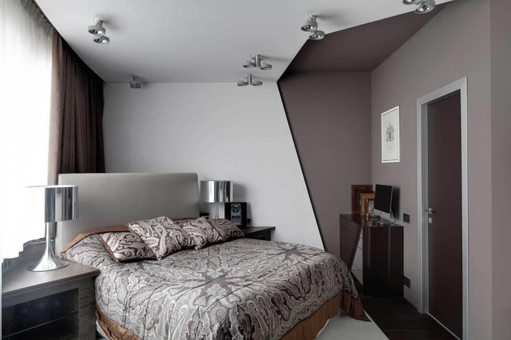 Квартира на Ленинградке: Спальни в . Автор – ARTRADAR ARCHITECTS
