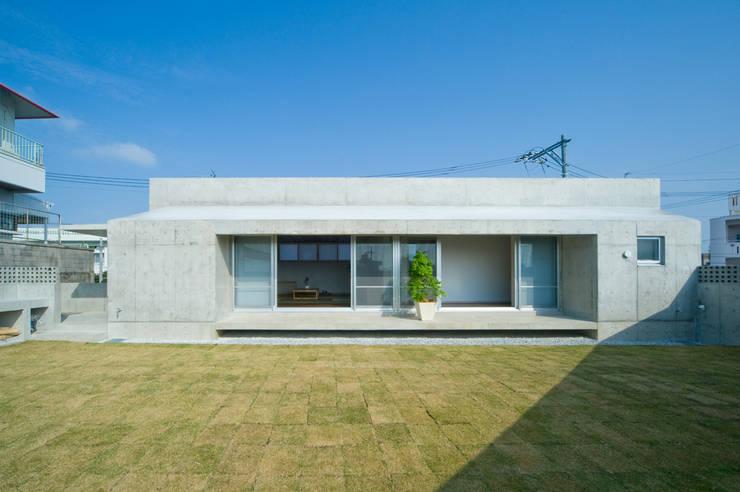 プラソ建築設計事務所의  주택