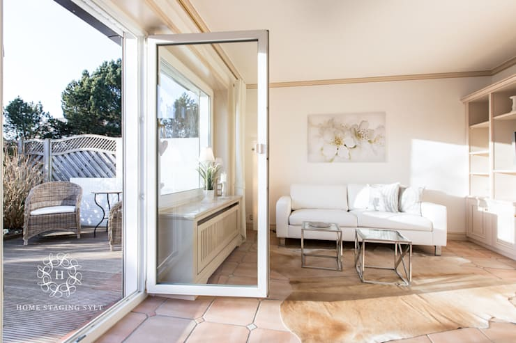 Terras door Home Staging Sylt GmbH