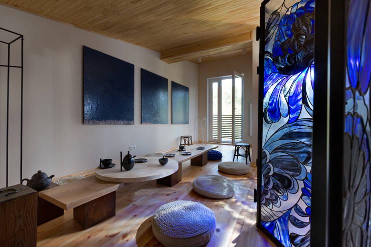 Comedores de estilo  por Sergey Makhno Architect