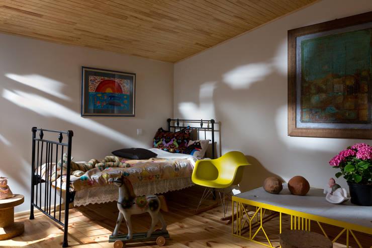 Спальни в . Автор – Sergey Makhno Architect
