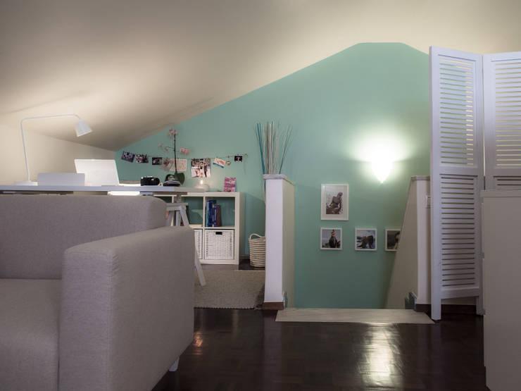 Quarto Havana: Quartos  por MUDA Home Design