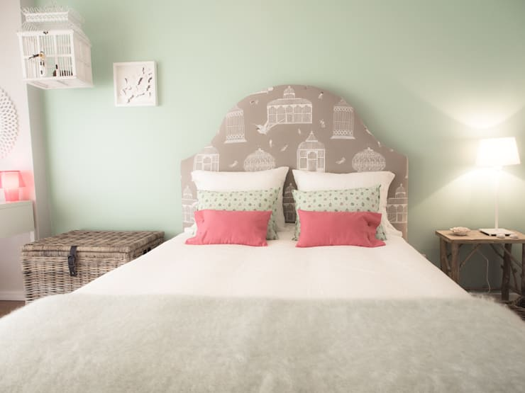 MUDA Home Designが手掛けた寝室