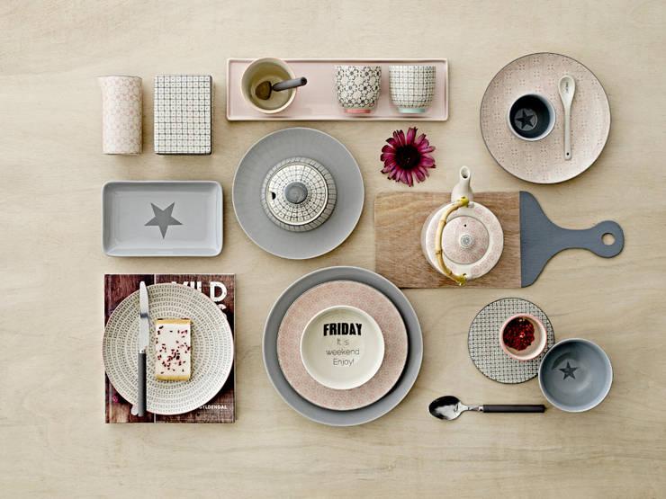 Vaisselle Déco scandinave: Cuisine de style de style Scandinave par Rue de la Déco