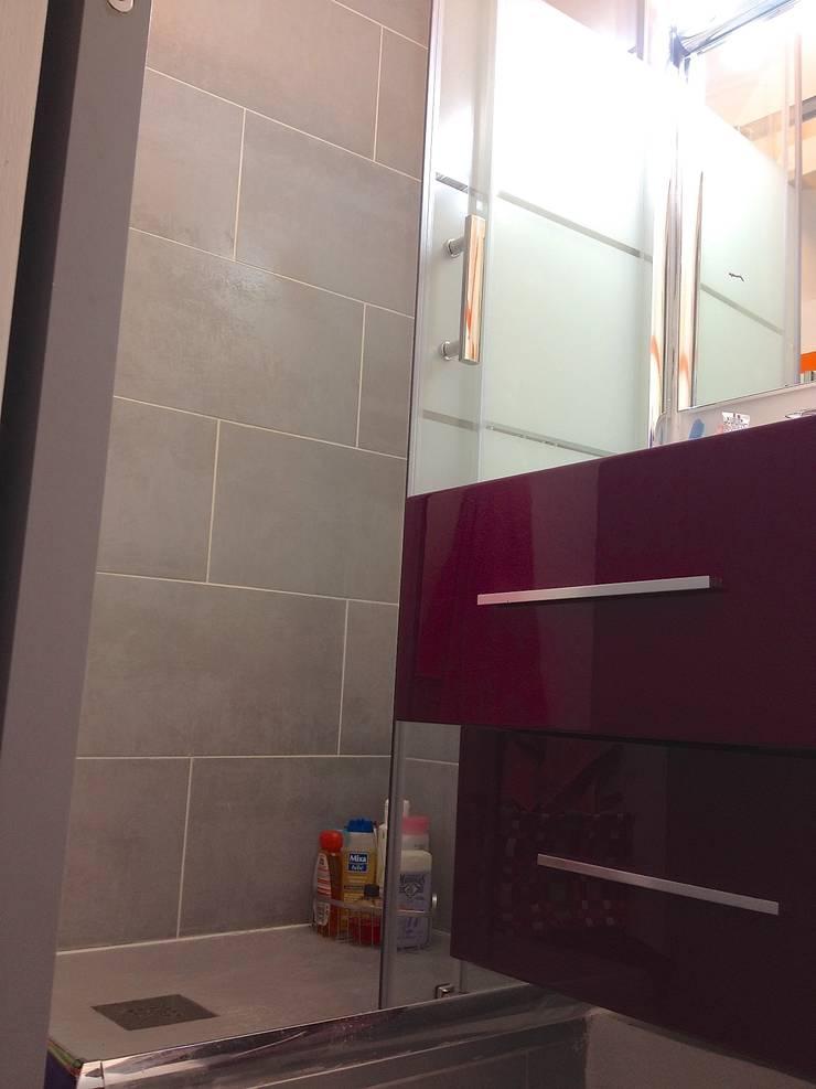 r novation d 39 une salle de bain enfant par decorexpat homify. Black Bedroom Furniture Sets. Home Design Ideas