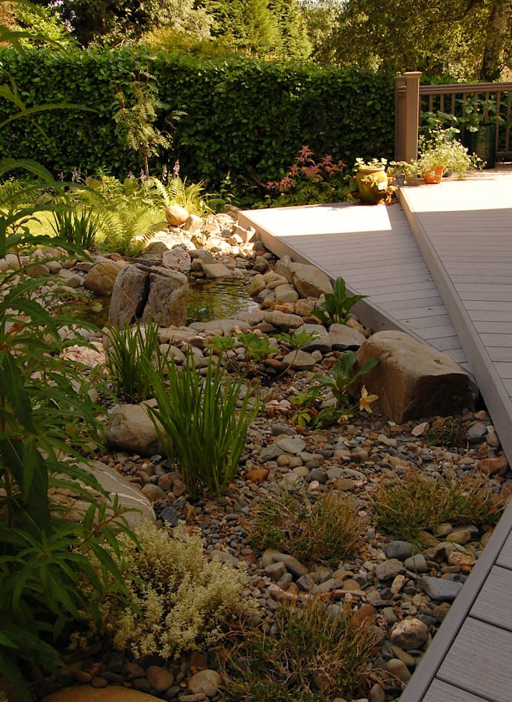 Alpine Water Feature By Robert Hughes Garden Design Homify New Alpine Garden Design
