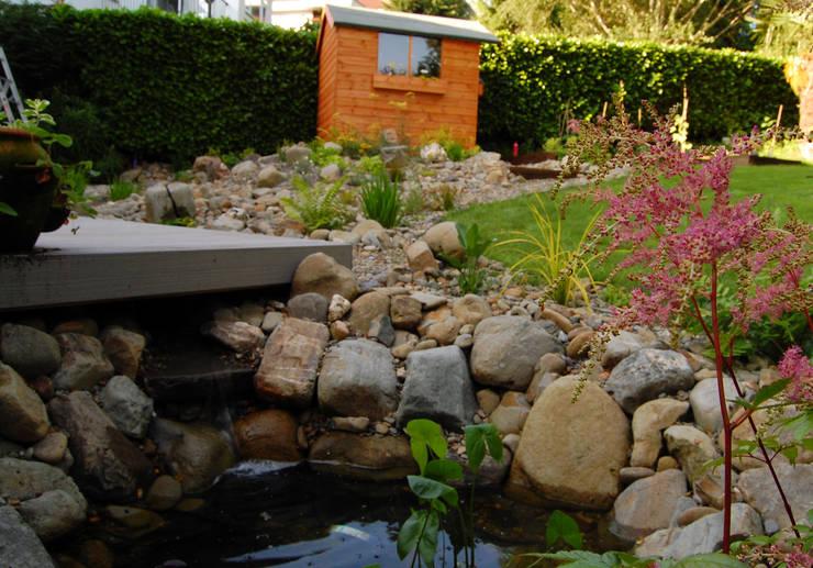 Robert Hughes Garden Design의  정원