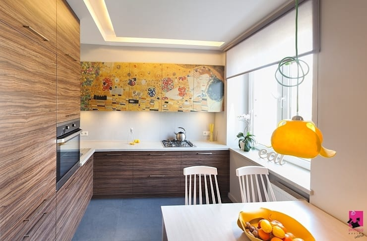 Cocinas de estilo  por Pink Pug Design Interior,