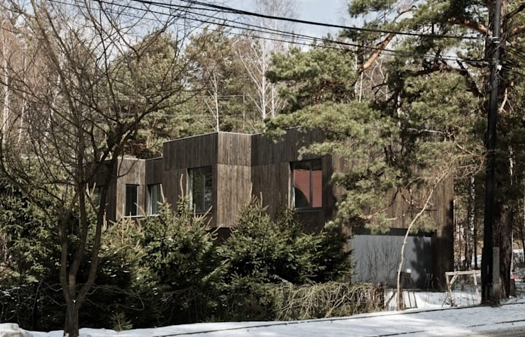 Dom Tetris: styl , w kategorii  zaprojektowany przez Kameleonlab.