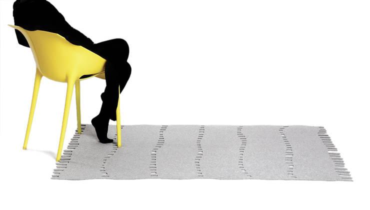 dywan NUMERO UNO: styl , w kategorii Ściany i podłogi zaprojektowany przez boogie