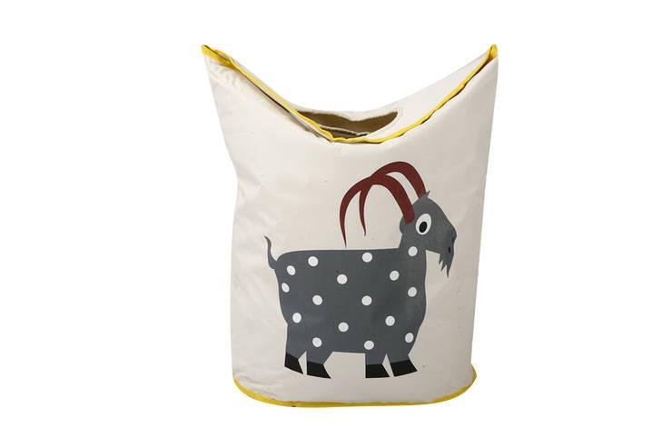 UberLyfe Foldable Mountain Goat Laundry Bag cum Storage Box for Kids - Large:  Nursery/kid's room by Uberlyfe