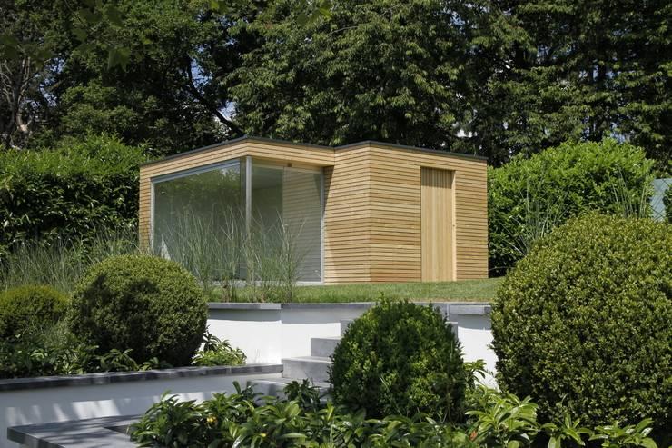 Projekty,  Ogród zaprojektowane przez Gartenhauptdarsteller