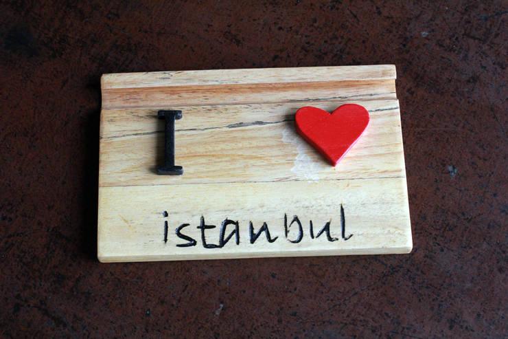 Marangoz Çırağı – I Love Istanbul:  tarz İç Dekorasyon