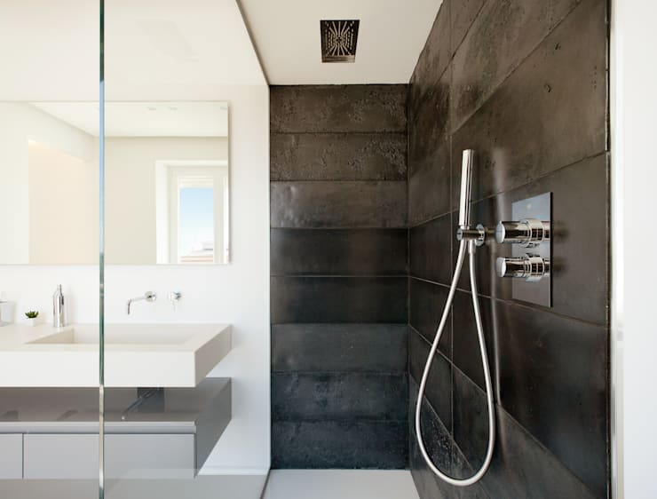 Bathroom by stefania eugeni